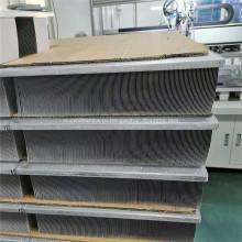 6061 ЧПУ Алюминиевый профиль штампа для радиатора