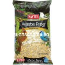 Saco de alimentação de pássaros de plástico / saco de alimentos para animais de estimação