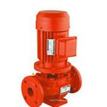 Vertical Pipeline Centrifugal Firefighting Water Pump