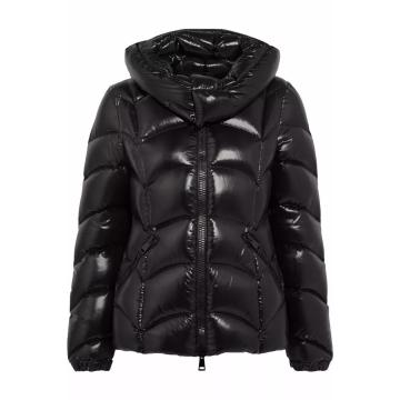 Uzun Kış WomenJacket Coat SlimUltra Light Kabanlar