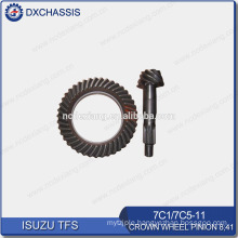 Genuine TFS Crown Wheel Pinion Gear 8:41 7C1,7C5-11