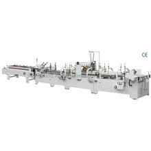 Pre-Folder & Crash Lock Automatic Folder Gluer Machine (GDHH-1200)