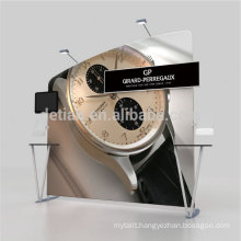 pop up display booth flex banner stand backdrops wall