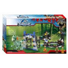 Boutique Building Block Toy for Jurassic Legend Dinosaur Escape 03