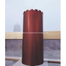 Brocas de diamante de 200 mm para perforación de hormigón