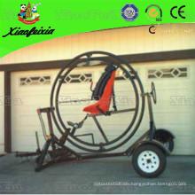 Hot Sell Movable Single Human Gyroscope (LG103)