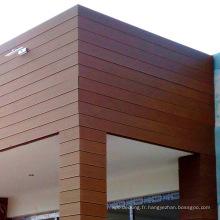 Parquet en bois composite de haute qualité en bois Faux Wood