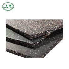 colorful non toxi gym floor rubber mats