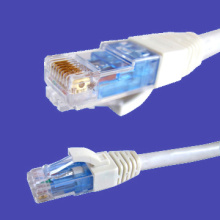 Cat6A cable sin blindaje
