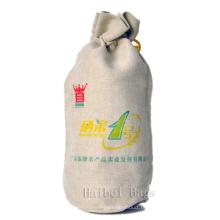Бутылка джутовой бутылки вина (hbjw-18)