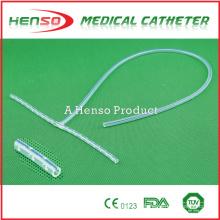 Tubo de drenagem de silicone HENSO