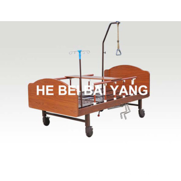 A-187 Cama de enfermagem multifuncional para cuidados com a casa