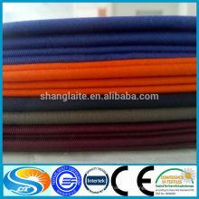 65 polyester 35 tissu en sergé de coton