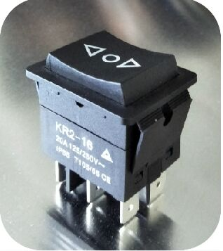 rocker switch KR2-16