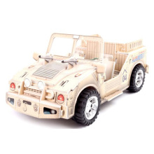 Puzzle de voitures inertie coulissant modèle jouets