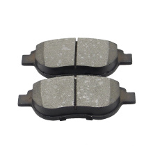23600 auto disc brake pad supplier for high performance brake pads for PEUGEOT 307
