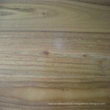 Suelo de madera maciza laqueada UV Blackbutt
