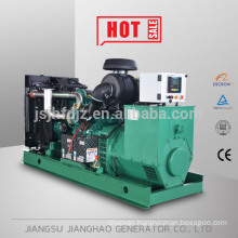 90kw diesel power generator set powered by Volvo Penta TAD531GE, 90kw generator