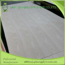 Madeira compensada bonita da categoria da cor AAA 1.8-3.6mm da grão da grão de Linyi