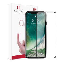 KANTOU 3D Glass Screen Protector voor iPhone X