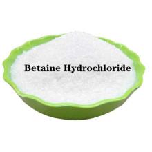 Prix usine poudre active de chlorhydrate de bétaïne à vendre