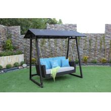Hottest design Modern Synthetic Rattan Egg Chair Garden Furniture - Hammock