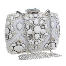 Fashion Women's Evening Dinner Clutch Bag Bride Bag For Wedding Evening Party Bridal HandBags B00133 evening clutch