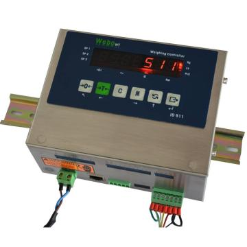 Weight Scale Controller For Filling