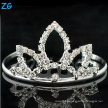 Высокое качество кристалл свадебные гребни волос, свадьба бриллиант волосы расческой, дешевые гребни для волос, металлический головной убор