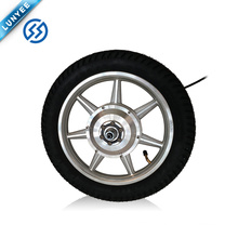 Electric Car Hub Motor 36v 500w Hub Motor Tire