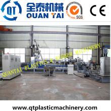 Máquina de peletização de reciclagem de protótipos HDPE