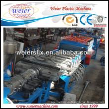 Máquina de Junta de PVC espumado placa extrusión línea PVC