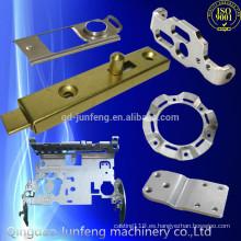 Fabricación de metal personalizada de precisión china