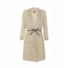 15PKLS05 2017 spring summer 100% pure linen sweater dress