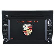 Audio de voiture pour Porsche Cayman (2005-2008) Lecteur DVD pour voiture avec DVD-T Tmc iPod