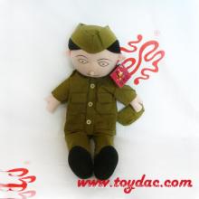 Gefüllte Stoff Puppe Marionette