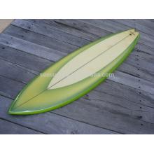 2016 VENTE CHAUDE forte et plus léger planche de surf en fibre de verre / personnalisé court planche de surf en fibre de verre