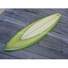 2016 HOT SELLING strong and lighter fiberglass surfboard/custom short fiberglass surfboard