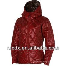 falso casaco senhoras com capuz
