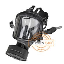 Gasmaske für Helm