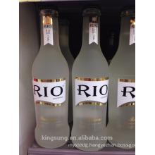 self adhesive bottle label printing with custom design