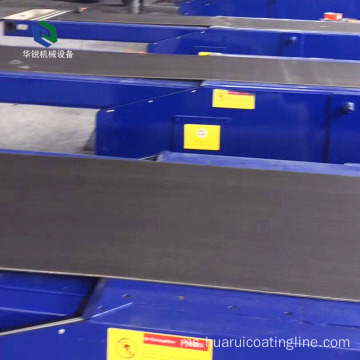 Perindustrian Flat Electric Teflon Conveyor Belt for Loong Load