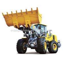 Строительных машин ковша 3м3 грузоподъемность 5т колесный погрузчик ZL50GN