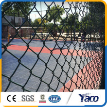 Trade Assurance 5mm wire diameter 50mm hole size Cyclone Chain link fence