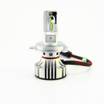 Auto Parts LED lámpara principal 9004 9007 6000 lm 9V 32V 6500K hi / lo White Beam F2 fábrica Ventas calientes Faro