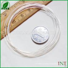 чистое серебро Ag99.99 проволока