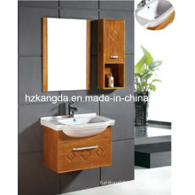 Solid Wood Bathroom Cabinet/ Solid Wood Bathroom Vanity (KD-436)
