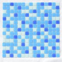 Стеклянная мозаика Blue Mosaique De Verre Mosaic Tile