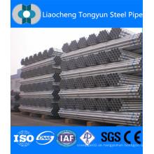 Feuerverzinktes Stahlrohr A53 BS1387 mit hoher Qualität