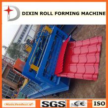 Telha vitrificada (parelmo) Máquina para fabricação de telhados